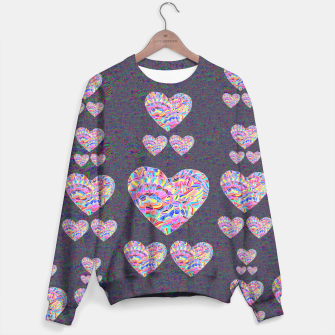 Thumbnail image of hrds Sweater, Live Heroes