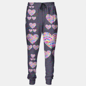 Thumbnail image of hrds Sweatpants, Live Heroes