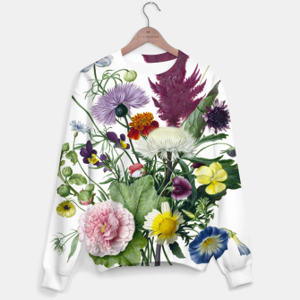Thumbnail image of Flower Sweater, Live Heroes