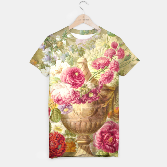 Thumbnail image of FLOWERPOWER Love Edition T-shirt, Live Heroes