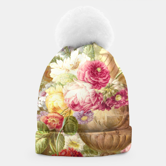 Thumbnail image of FLOWERPOWER Love Edition Beanie, Live Heroes