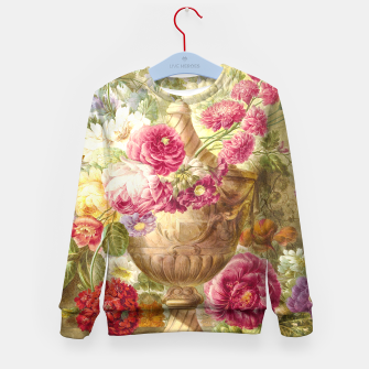 Thumbnail image of FLOWERPOWER Love Edition Kid's Sweater, Live Heroes
