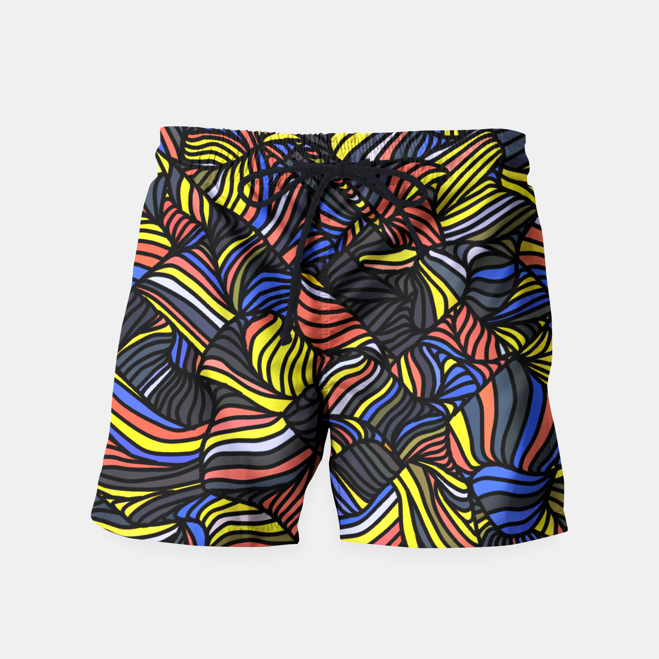 Image of m3n2 Swim Shorts - Live Heroes