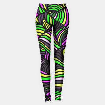 Thumbnail image of m3n3 Leggings, Live Heroes