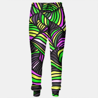 Thumbnail image of m3n3 Sweatpants, Live Heroes