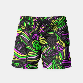 Thumbnail image of m3n3 Swim Shorts, Live Heroes
