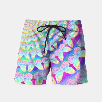 Thumbnail image of btfs2 Swim Shorts, Live Heroes