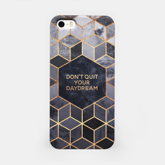 Miniature de image de Don't Quit Your Daydream iPhone Case, Live Heroes