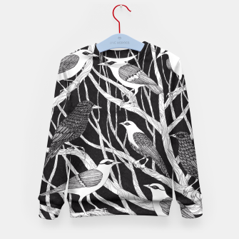 Thumbnail image of Birds Kid's Sweater, Live Heroes