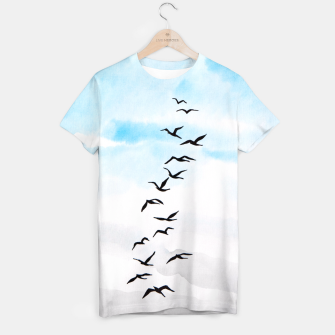 Thumbnail image of Birds T-shirt, Live Heroes