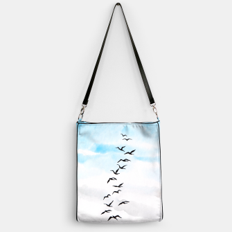 Thumbnail image of Birds Handbag, Live Heroes