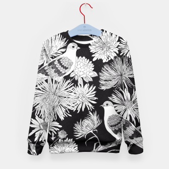 Thumbnail image of Couple Kid's Sweater, Live Heroes