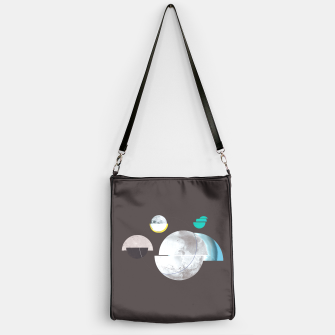 Thumbnail image of Planets Align - Geometric Galaxy Sac à main, Live Heroes