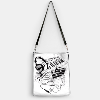 Thumbnail image of Music Handbag, Live Heroes