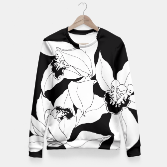 Thumbnail image of Orchid Fitted Waist Sweater, Live Heroes