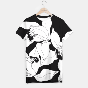 Thumbnail image of Orchid T-shirt, Live Heroes