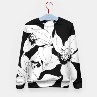 Thumbnail image of Orchid Kid's Sweater, Live Heroes