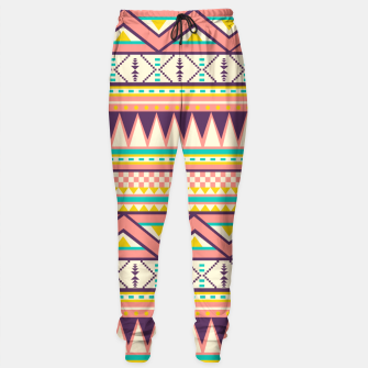 Miniatur Ethnic Love Sweatpants, Live Heroes