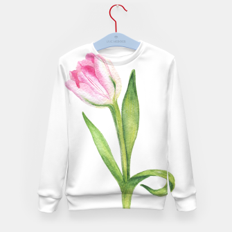 Thumbnail image of Tulip Kid's Sweater, Live Heroes
