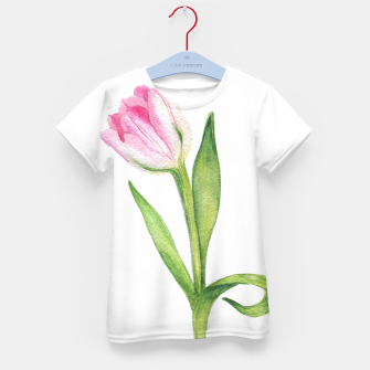 Thumbnail image of Tulip Kid's T-shirt, Live Heroes