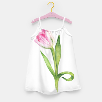 Thumbnail image of Tulip Girl's Dress, Live Heroes