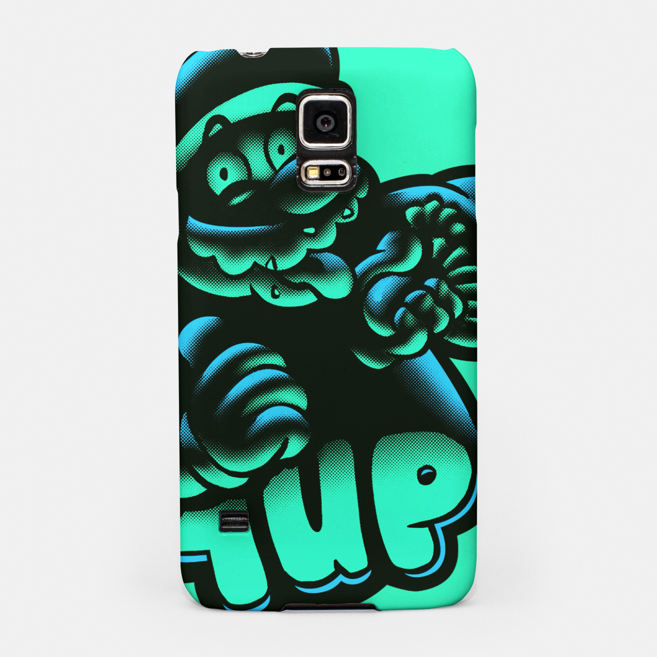 Image of 1UP Samsung Case - Live Heroes