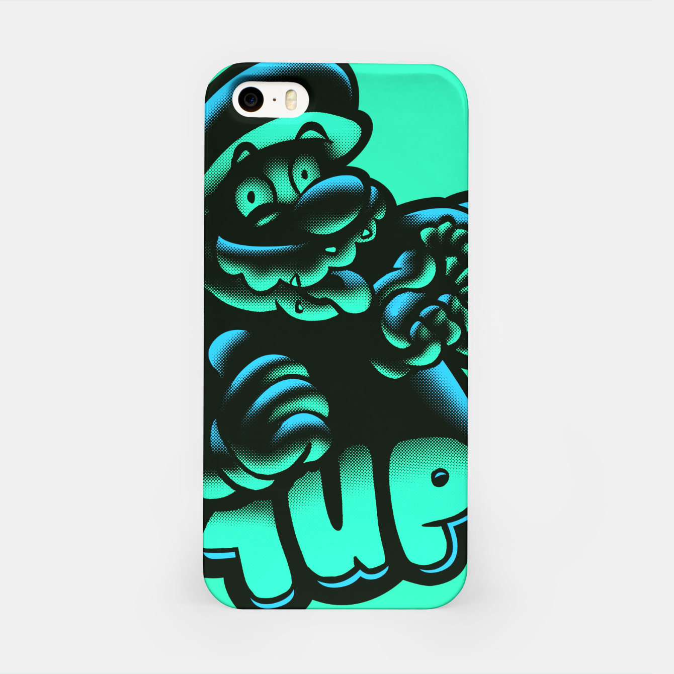 Zdjęcie 1UP iPhone Case - Live Heroes