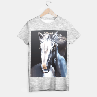 Thumbnail image of Horse Ghost T-shirt regular, Live Heroes