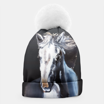Thumbnail image of Horse Ghost Beanie, Live Heroes