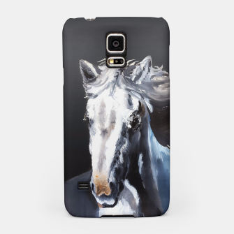 Horse Ghost Samsung Case thumbnail image