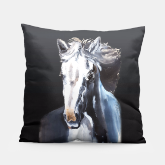 Horse Ghost Pillow thumbnail image