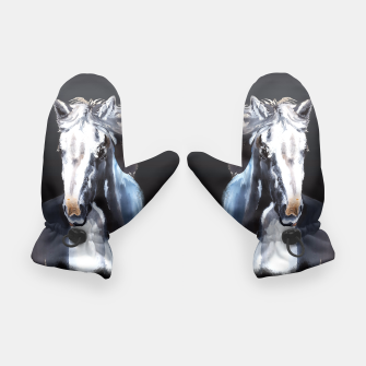 Thumbnail image of Horse Ghost Gloves, Live Heroes