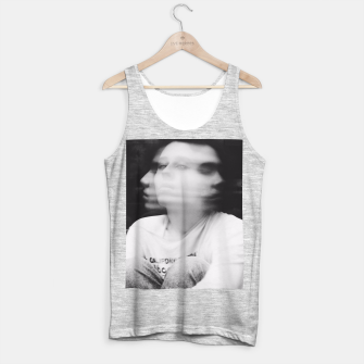 Thumbnail image of Schizophrenia iii Tank Top regular, Live Heroes