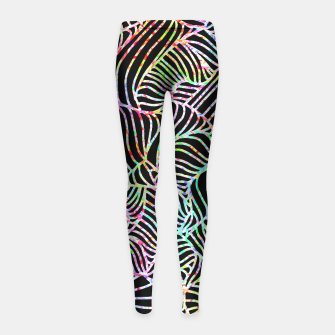 Thumbnail image of rbp Girl's Leggings, Live Heroes