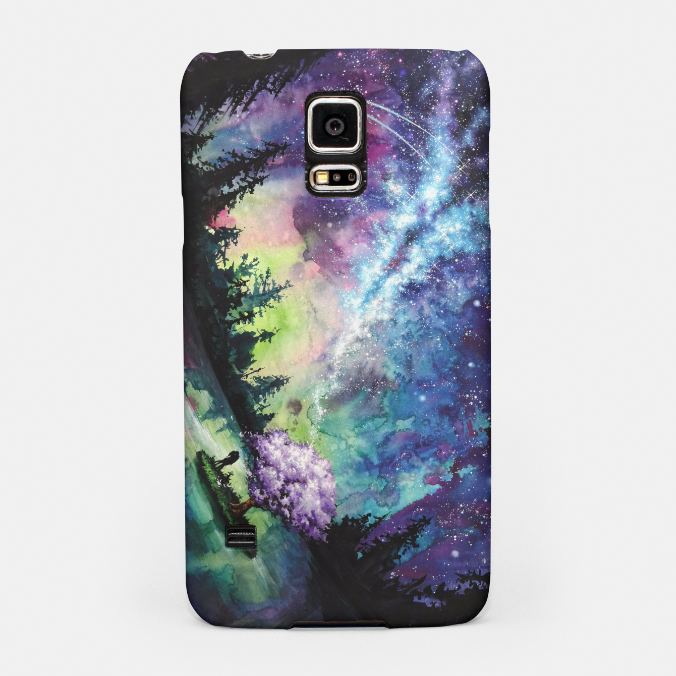Image of Galaxy Samsung Case - Live Heroes