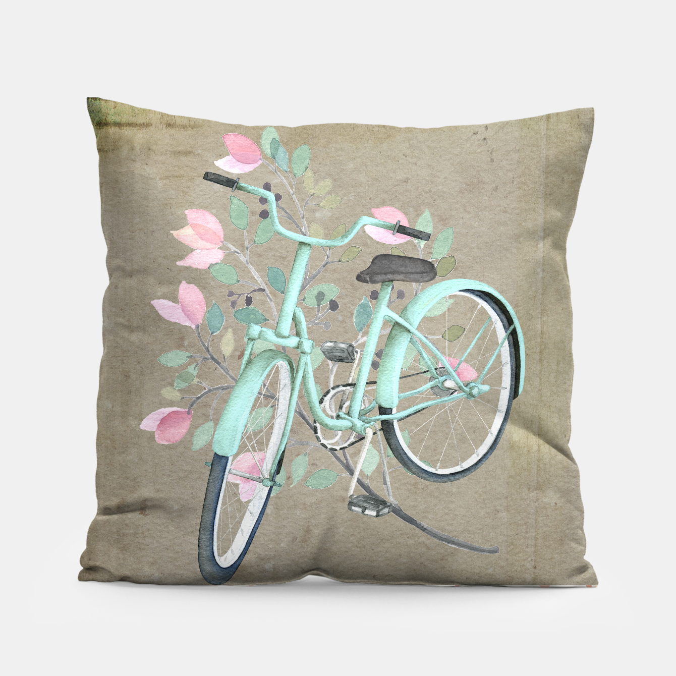 Image of Fun Ride  Pillow - Live Heroes