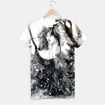 Bride of the night T-shirt thumbnail image