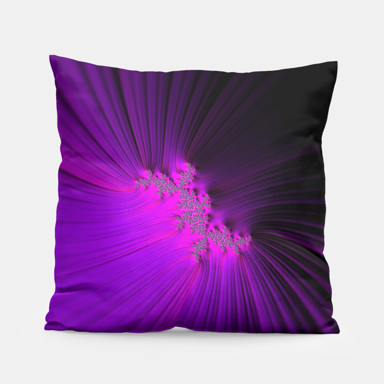 Image of Purple Space  Pillow - Live Heroes