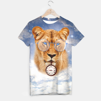 The Guardian of time [Steampunk Animals] T-shirt miniature