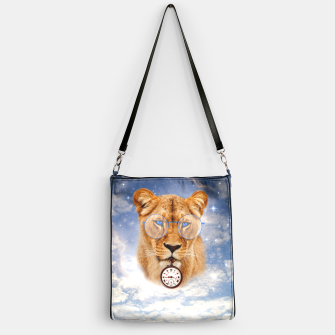 Thumbnail image of The Guardian of time [Steampunk Animals] Sac à main, Live Heroes