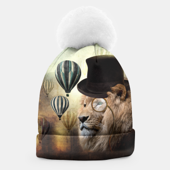 Sir Edgard Blackwood [Steampunk Animals] Bonnet miniature