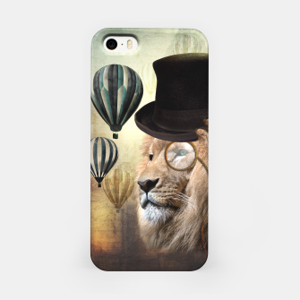 Sir Edgard Blackwood [Steampunk Animals] Étui pour Iphone miniature