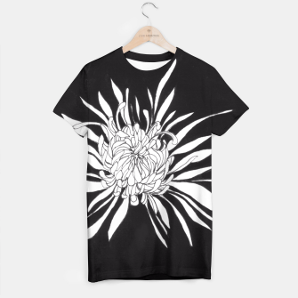 Thumbnail image of Chrysanthemums T-shirt, Live Heroes