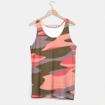 Thumbnail image of Doe Camo Tank Top, Live Heroes