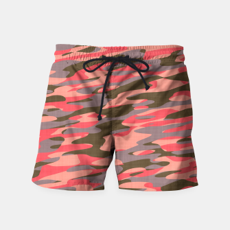 Doe Camo Swim Shorts thumbnail image