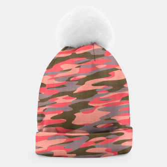 Thumbnail image of Doe Camo Beanie, Live Heroes