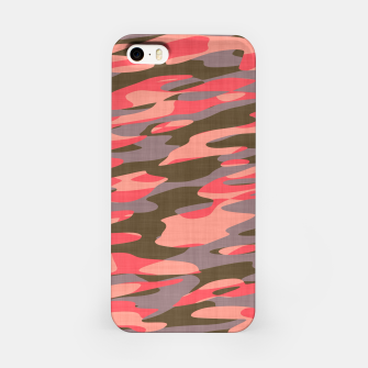 Doe Camo iPhone Case thumbnail image
