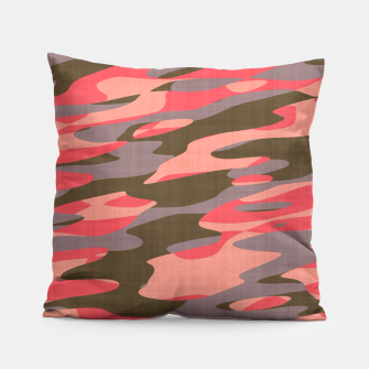 Doe Camo Pillow thumbnail image
