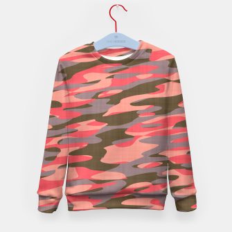 Doe Camo Kid's Sweater thumbnail image