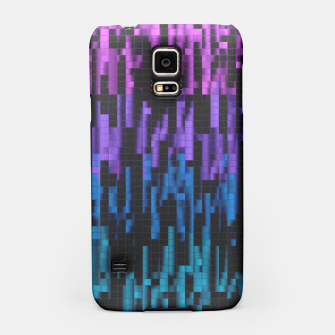 Thumbnail image of Mosaic Color Bars Samsung Case, Live Heroes